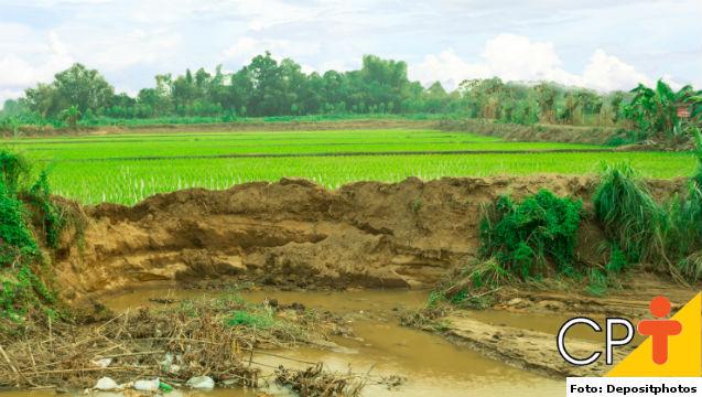 Erosão hídrica do solo: principais etapas   Dicas Cursos CPT