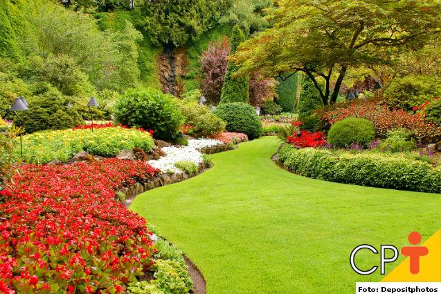 Resultado de imagem para jardinagem e paisagismo cpt