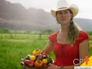 E na mira dos gaúchos, os alimentos orgânicos!
