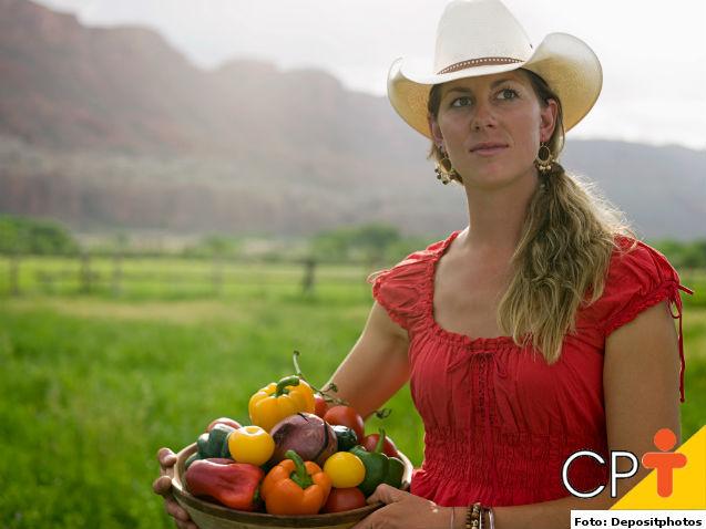 E na mira dos gaúchos, os alimentos orgânicos   Notícias Cursos CPT
