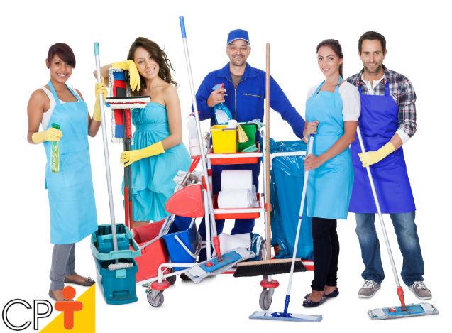 Limpeza e higienização das instalações em padaria: como fazer   Artigos Cursos CPT