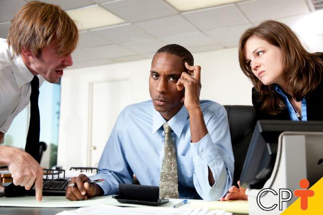 Conflitos na empresa: como administrá-los?   Artigos Cursos CPT