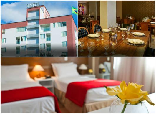 Veja a opinião dos clientes Alfa Hotel e venha se hospedar!