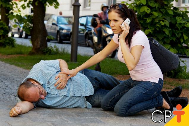 Ao socorrer uma vítima de acidente, tenha ética!   Para Refletir  Cursos CPT