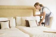 As empregadas domésticas precisam ser discretas, pontuais, honestas e sinceras.