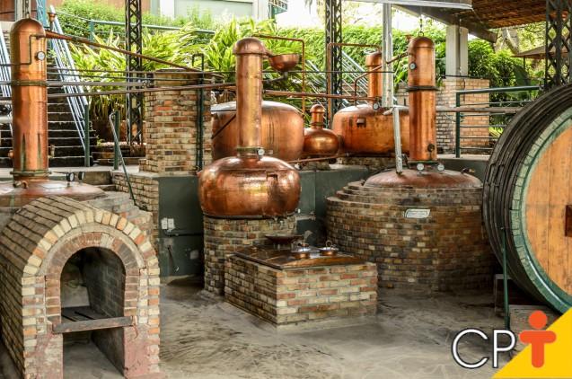 Por que a destilação é um processo importante na fabricação do álcool?   Dicas Cursos CPT