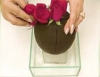 Espuma floral é peça chave na confecção de arranjos