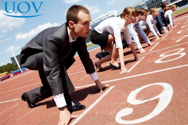 Corrida em direção ao emprego