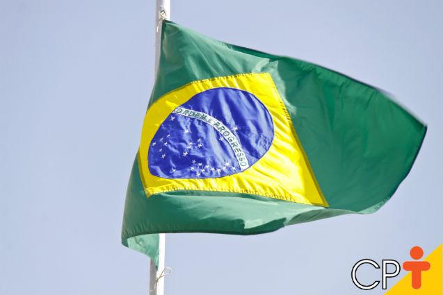 Colocação de bandeiras em eventos: como proceder?   Dicas Cursos CPT