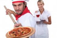 Comemore! Hoje é o dia da pizza!