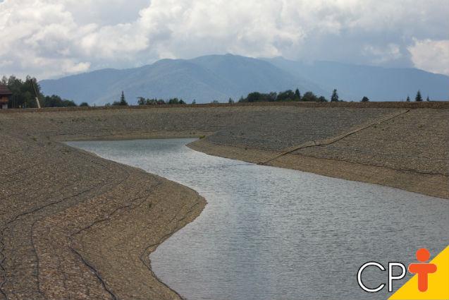 Quero construir uma barragem de terra. Como deve ser o solo?   Artigos Cursos CPT