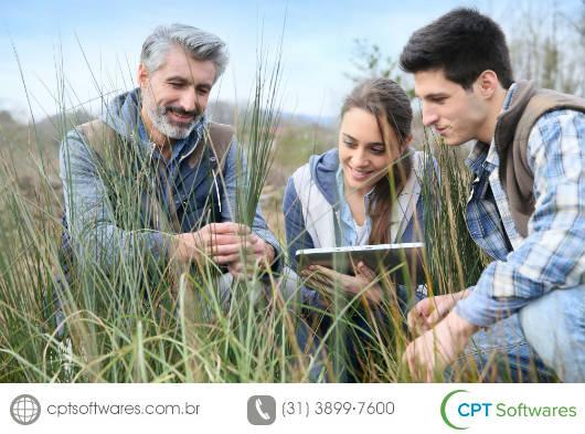 Software CPT Fazenda Agrícola e Pecuária