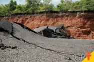 Por que captar a água da chuva sobre as estradas?