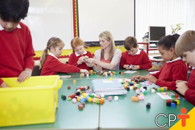 Sala de atividades tem papel importante no processo ensino-aprendizagem   Artigos Cursos CPT
