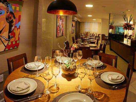 Jantar no Villa Alfa