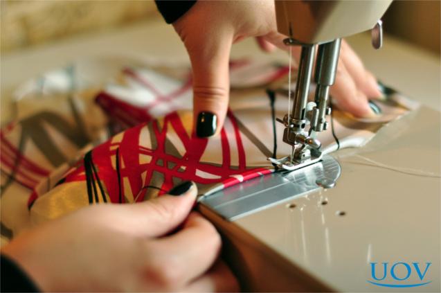 Confecção e costura de roupas