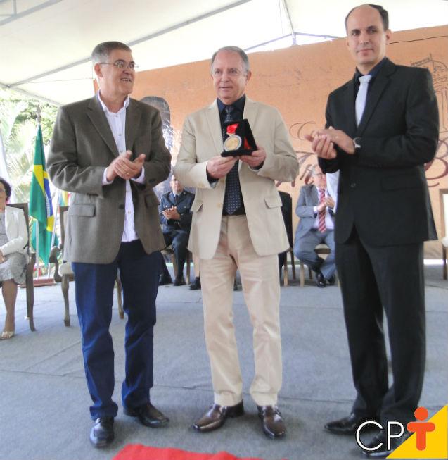Nelson Maciel, presidentes do Grupo CPT, recebe Comenda Arthur Bernardes   Notícias Cursos CPT