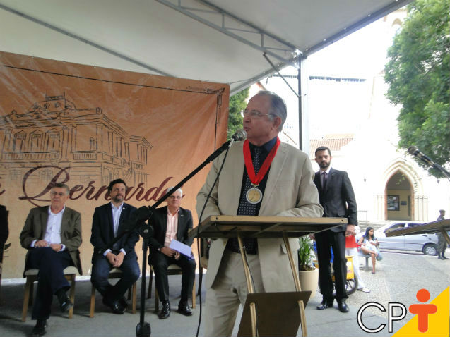 Presidente do Grupo CPT é agraciado com a Comenda Arthur Bernardes   Cursos CPT