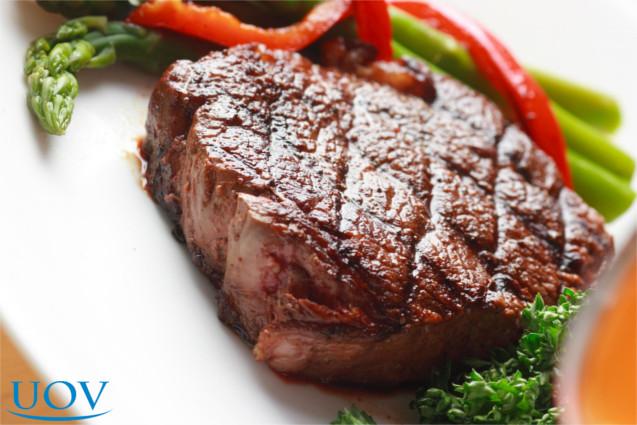 Carne preparada