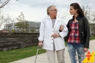 É verdade que ao envelhecer ficamos mais baixos?