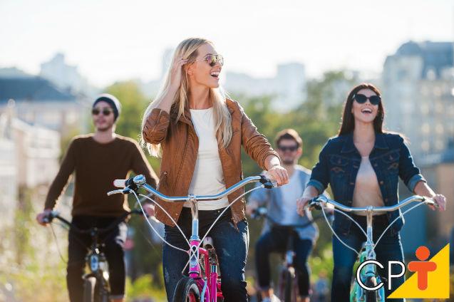 Aumenta o número de ciclista no Brasil   Notícias Cursos CPT