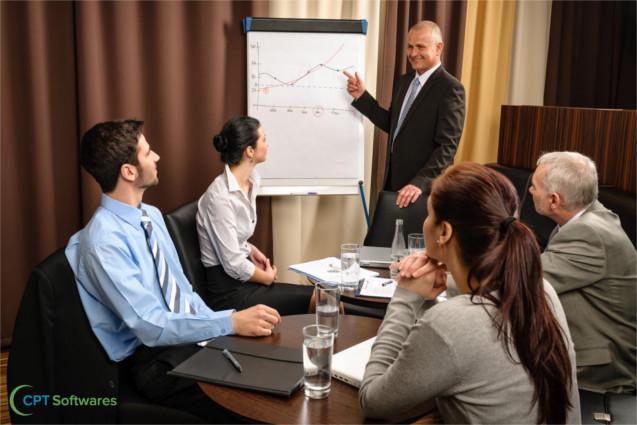 Reunião de análise de desempenho