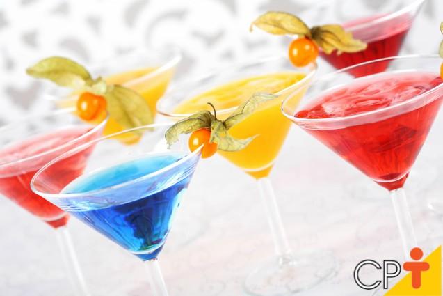 Receitas de drinks para festas   Artigos Cursos CPT