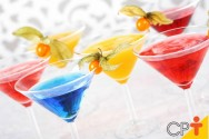 5 coquetéis para servir em sua festa e arrasar!