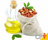 Curiosidade: óleo vegetal usado como combustível