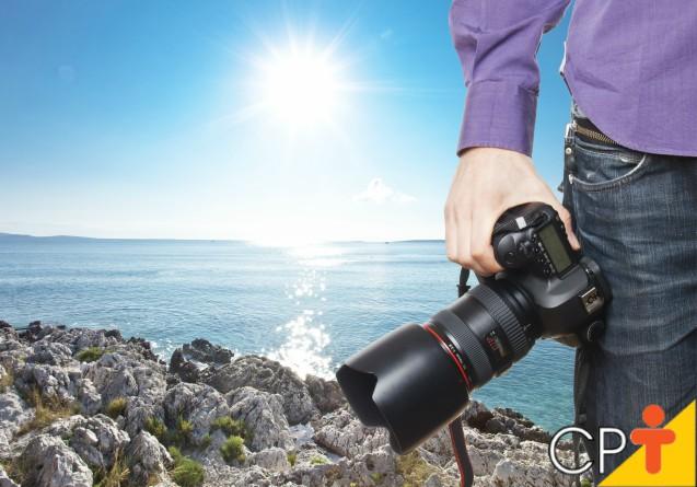 Profissional ou semiprofissional: qual câmera fotográfica escolher?   Artigos Cursos CPT