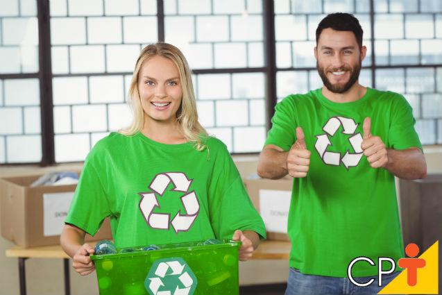Coleta seletiva e reciclagem: qual a ligação entre eles?   Artigos Cursos CPT