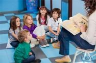 Eixos do desenvolvimento infantil na creche