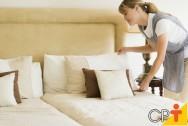 O que faz a camareira? Quais são suas atividades diárias?