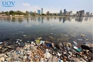 Quais são os tipos de poluição da água?