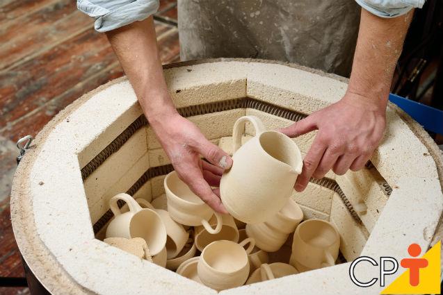 Forno de querima para cerâmicas: características   Artigos Cursos CPT