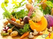 Por que consumir hortaliças? Porque é 10 para a saúde!