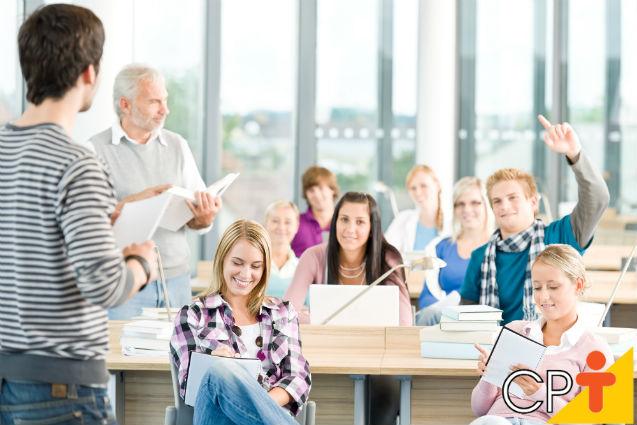 Professor: ensine seus alunos fazerem trabalhos nota 10   Artigos Cursos CPT