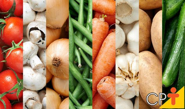 Você conhece todos os tipos de legumes?   Artigos Cursos CPT