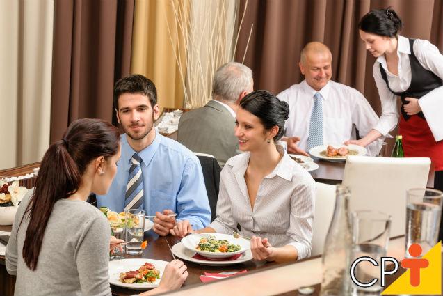 O sucesso de um restaurante também depende de sua infraestrutura?   Artigos Cursos CPT
