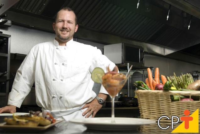 O que faz um Chef de Cozinha? Quais suas funções?   Dicas Cursos CPT