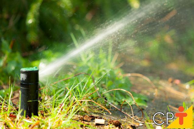 Sistemas fixos de irrigação: vantagens e desvantagens   Artigos Cursos CPT