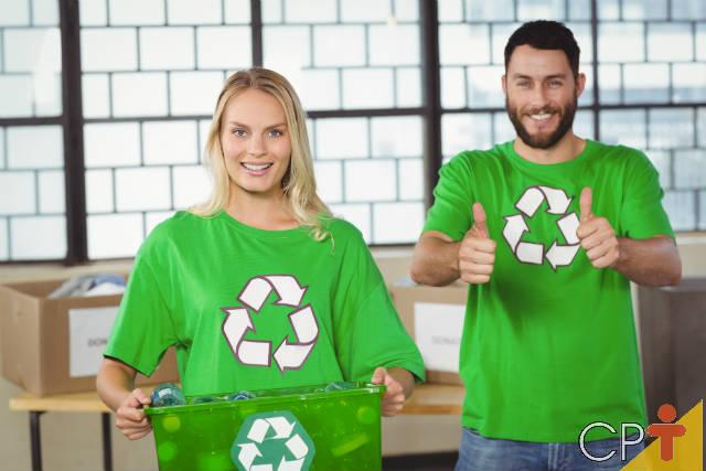 Hoje é Dia do Reciclador e da Reciclagem do Lixo
