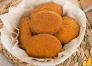 Receita de frango frito empanado crocante