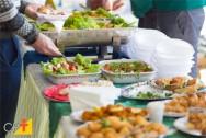 Dicas de como servir à mesa: o serviço à americana