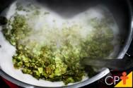Como os homebrewers cozinham o mostro para fazer cerveja?