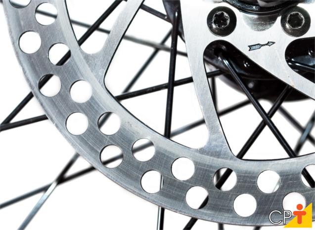 Freio a disco de bicicleta