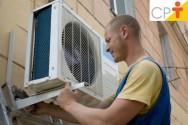 Sistema frigorígeno dos condicionadores de ar tipo janela
