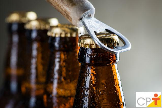 Tampinhas podem ser reutilizadas para fechar garrafas de cerveja?   Dicas Cursos CPT
