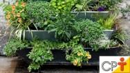 É possível ter uma horta em apartamentos? É sim, Senhor!