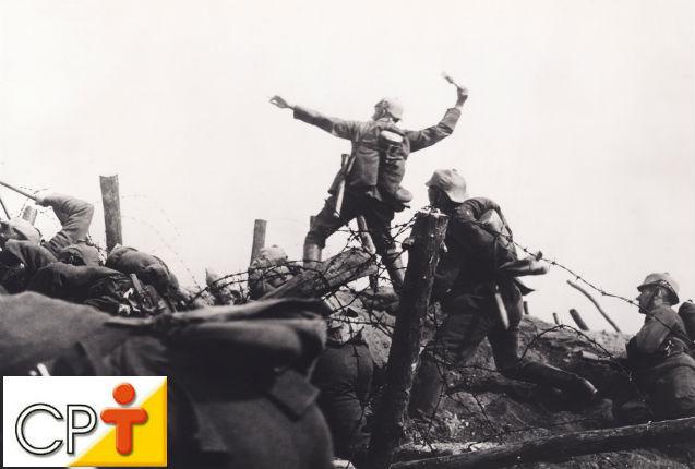 O que desencadeou a primeira guerra mundial?   Artigos Cursos CPT